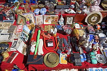 Rastro Sunday market, Madrid, Spain, Europe