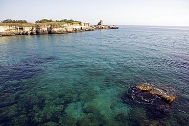 Torre dell'Orso, Otranto, Lecce province, Puglia, Italy, Europe