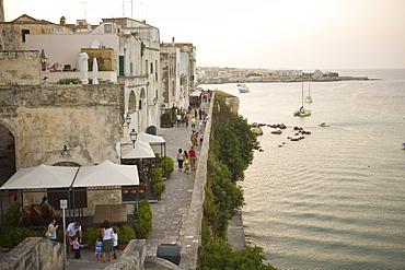 Old town, Otranto, Lecce province, Puglia, Italy, Europe