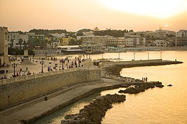 Otranto, Lecce province, Puglia, Italy, Europe