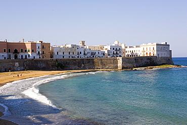 Old town, Gallipoli, Lecce province, Puglia, Italy, Europe