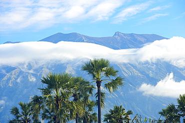 Karangasem Volcano, Bali, Indonesia, Southeast Asia, Asia