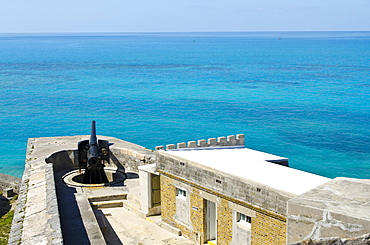 Fort St. Catherine, UNESCO World Heritage Site, Bermuda, Central America