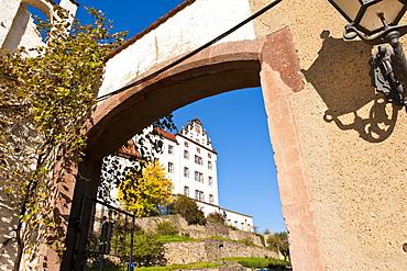 Colditz Castle, Colditz, Saxony, Germany, Europe