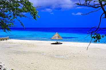 Santa Martha Bay beach, Curacao, Netherlands Antilles, West Indies, Caribbean, Central America