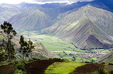 Sacred Valley Peru, South America