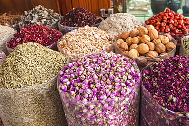 Deira Spice Souk, Dubai, United Arab Emirates, Middle East