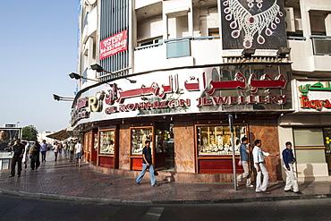Deira Gold Souk, Dubai, United Arab Emirates, Middle East