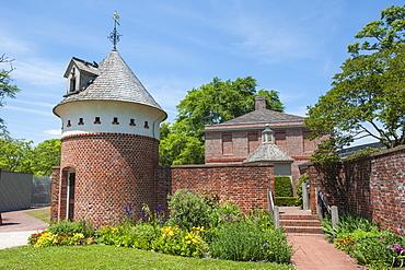 Tryon Palace, New Bern, North Carolina, United States of America, North America