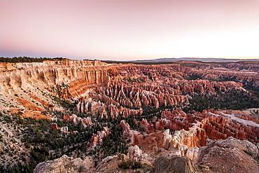 Bryce Canyon National Park Utah, USA.