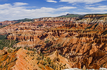 Cedar Breaks National Monument, Dixie National Forest, Utah, United States of America, North America