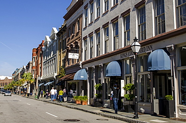 Old King Street, Charleston, South Carolina, United States of America, North America
