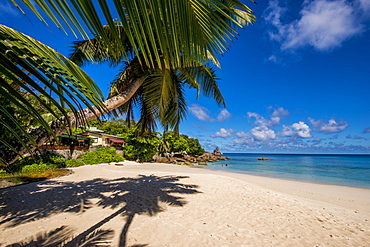 Anse Soleil beach, Mahe, Republic of Seychelles, Indian Ocean, Africa