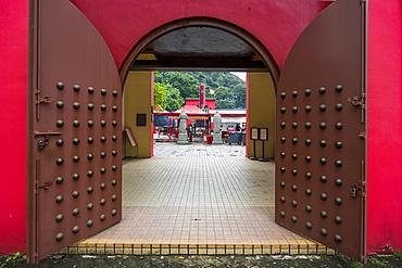 Che Kung Temple, Tai Wai, Hong Kong, China, Asia