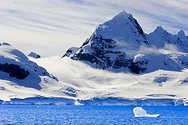 The Gerlache Strait, Antarctica, Polar Regions