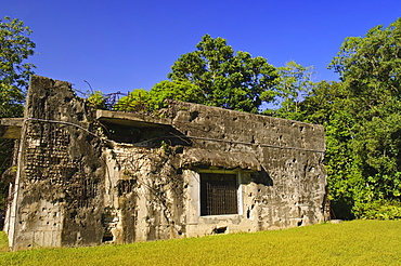 War Museum Peleliu, Republic of Palau, Pacific