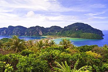 Ko Phi Phi Island, Andaman Sea, Thailand, Southeast Asia, Asia