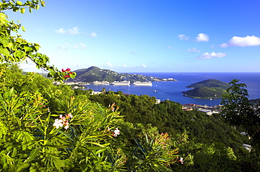 Charlotte Amalie (Tramway) capital of United States Virgin Islands, West Indies, Caribbean, Central America