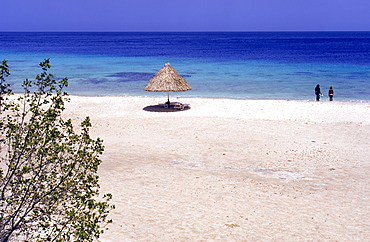 Santa Martha Bay beach, Curacao, Netherlands Antilles, Caribbean, Central America