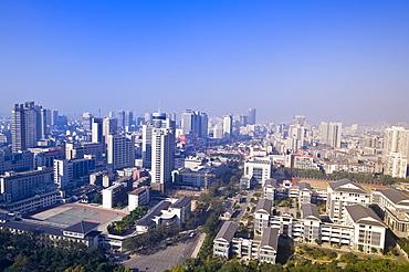 Skyline, Changzhou, Jiangsu, China, Asia