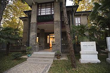 Pearl Buck's residence, Zhenjiang, Jiangsu, China, Asia