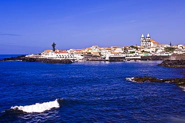 The village of Sao Mateus da Calheta, Terceira, Azores, Portugal, Atlantic, Europe