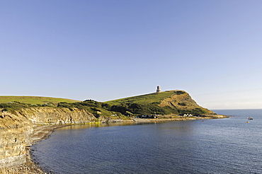England, Dorset, Isle of Purbeck, Kimmeridge Bay and Jurassic Coast.