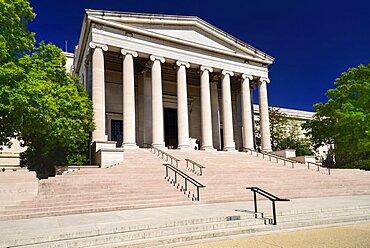 USA, Washington DC, The Mall, National Gallery of Art.