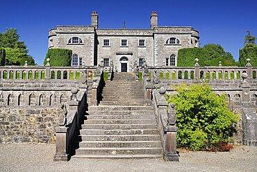 Belvedere house and gardens, Mullingar, County Westmeath, Ireland