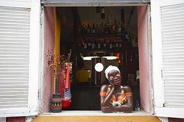 Portella cafe, Santa Teresa, Rio de Janeiro, Brazil, South America  - 800-1070