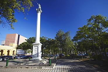 Plaza Constitution, Asuncion, Paraguay, South America