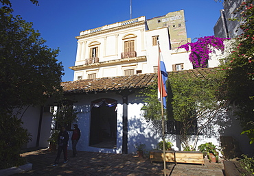 Casa de la Independencia (House of Independence), Asuncion, Paraguay, South America