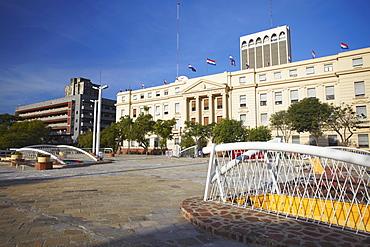 Plaza de los Heroes, Asuncion, Paraguay, South America