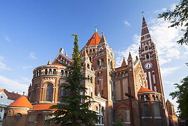 Votive Church, Szeged, Southern Plain, Hungary, Europe