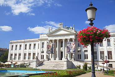Ferenc Mora Museum, Szeged, Southern Plain, Hungary, Europe