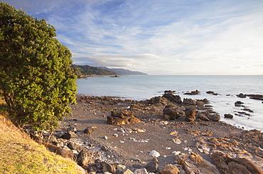 Te Mata beach, Coromandel Peninsula, Waikato, North Island, New Zealand, Pacific