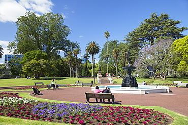 Albert Park, Auckland, North Island, New Zealand, Pacific