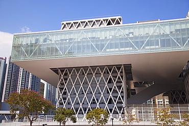 Hong Kong Design Institute, Tseung Kwan O, Kowloon, Hong Kong, China, Asia