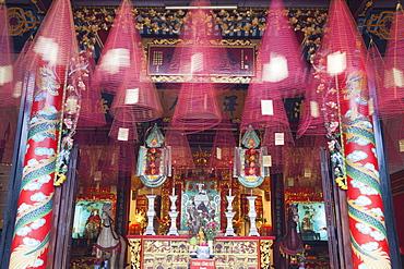 Quang Trieu (Cantonese) Assembly Hall, Hoi An, UNESCO World Heritage Site, Quang Nam, Vietnam, Indochina, Southeast Asia, Asia
