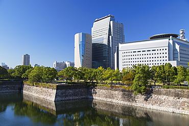 Museum of History, Osaka, Kansai, Japan, Asia