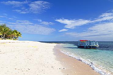 Beachcomber Island, Mamanuca Islands, Fiji, South Pacific, Pacific