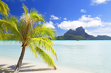 Bora Bora, Society Islands, French Polynesia, South Pacific, Pacific