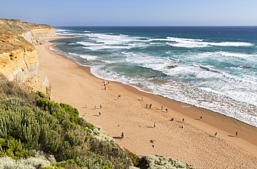 Beach at Gibson Steps, Port Campbell National Park, Great Ocean Road, Victoria, Australia, Pacific