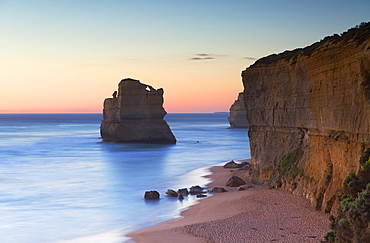 Stacks of Twelve Apostles at Gibson Steps, Port Campbell National Park, Great Ocean Road, Victoria, Australia, Pacific