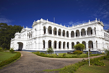 National Museum, Cinnamon Gardens, Colombo, Sri Lanka, Asia