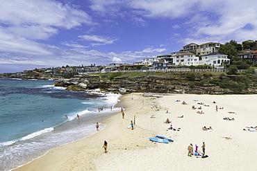 Tamarama Beach, Sydney, New South Wales, Australia, Pacific