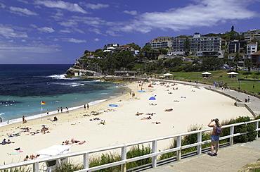 Bronte Beach, Sydney, New South Wales, Australia, Pacific