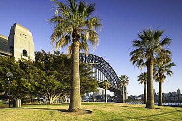 Sydney Harbour Bridge, Sydney, New South Wales, Australia, Pacific