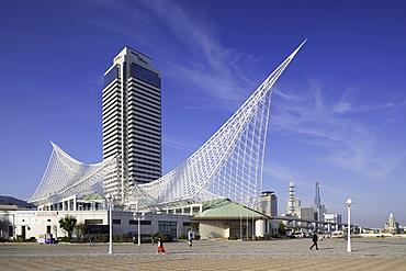 Maritime Museum, Kobe, Kansai, Japan, Asia