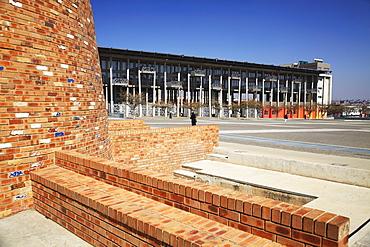 Walter Sisulu Square, Soweto, Johannesburg, Gauteng, South Africa, Africa